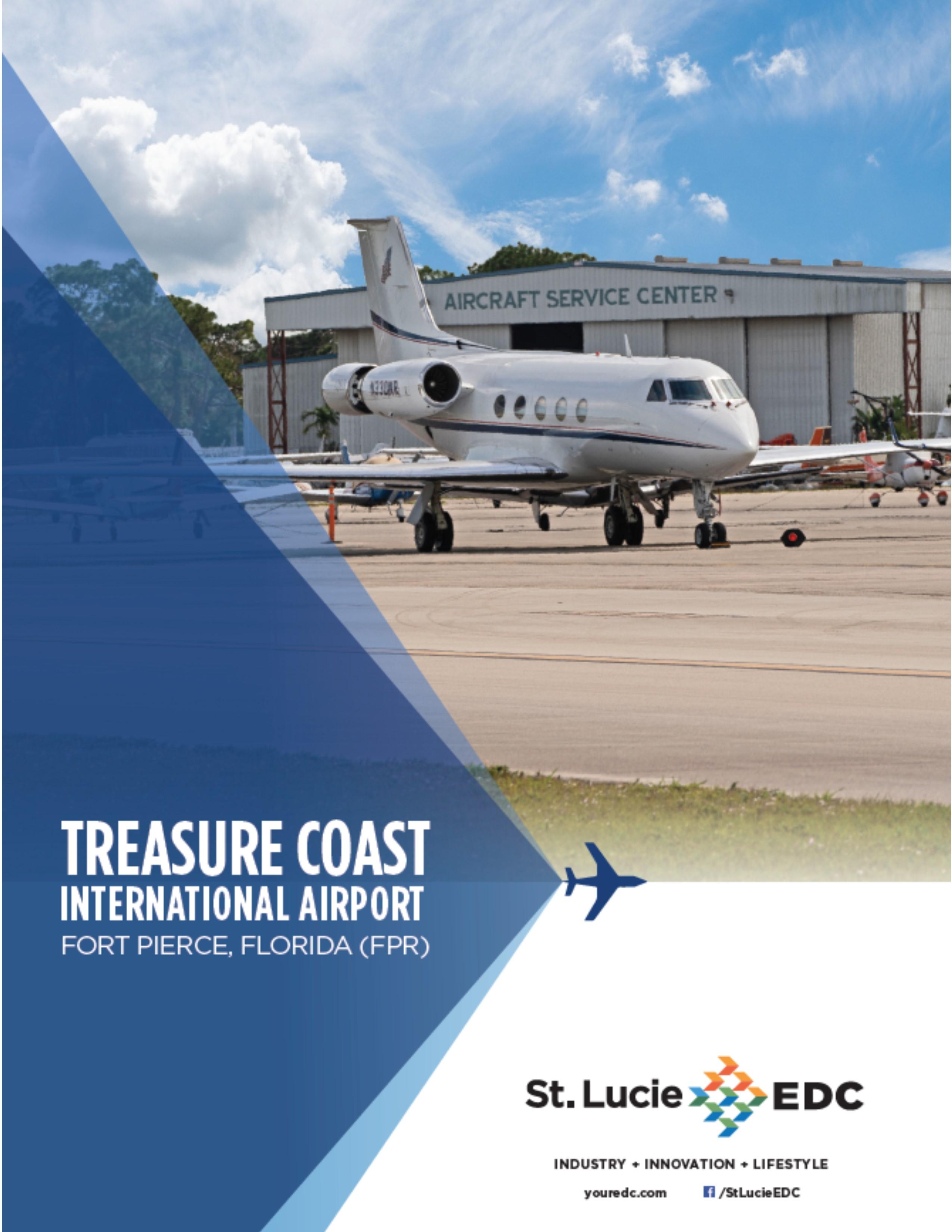 treasure coast international airport - HD2550×3300